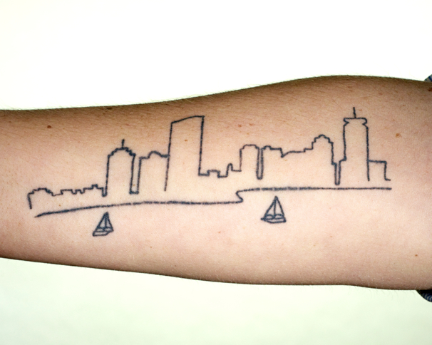New BCAE exhibit documents Boston Marathon tattoos - Events | Sights ...